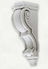 SCROLL CORBEL LARGE – SCROLLL 47cm x 15cm MEDIUM – SCROLLM 35.5cm x 12.5cm SMALL – SCROLLS 26.5cm x 10cm
